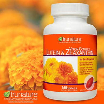Description: Description: Description: Description: Description: trunature Vision Complex Lutein & Zeaxanthin, 140 Softgels